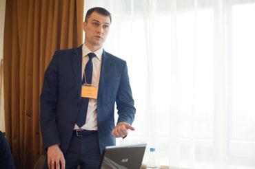 О.В. Смирнов. Конференция «Промышленный электрообогрев: инновационные технологии и тенденции развития в современных экономических условиях».