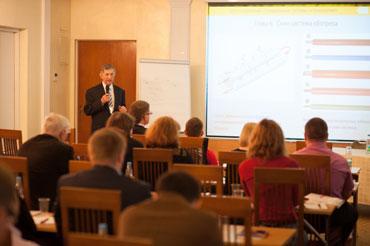 Н.Н. Хренков. Конференция «Промышленный электрообогрев: инновационные технологии и тенденции развития в современных экономических условиях».