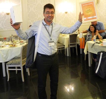 Компания «ССТ» провела форум для партнеров в Новосибирске, приуроченный к юбилею компании.