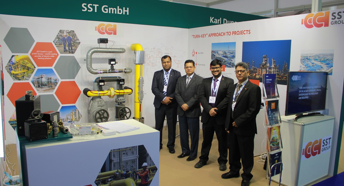 ADIPEC Highlights: Middle East Customers Interested in Solutions by SST Group