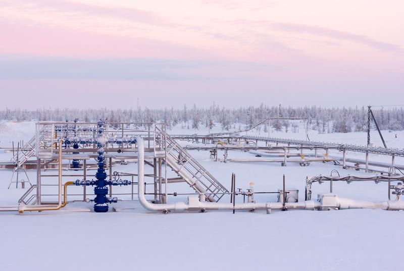 Обогрев промышленных трубопроводов